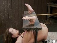 Dirty slave girl squirts Thumb