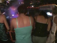 White Pale Asses At The Club - DreamGirls Thumb