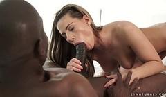 Athina Love fucked by BIG BLACK COCK Thumb