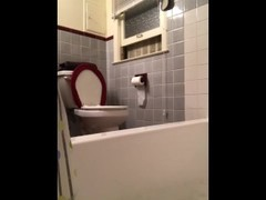Hidden Cam Spy on Hot Friend in the Bathroom Thumb