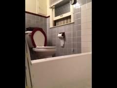 Hidden Cam Spy on Hot Friend in the Bathroom Thumb
