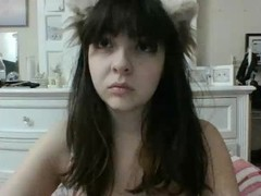 Dulcetdoll - Chaturbate Couple Stream - Kitten and her Master Thumb