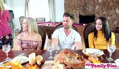 Who's Hotter- Competing For His Thanksgiving Creampie S10:E6 Thumb