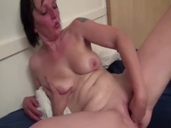 self fisting during anal Thumb