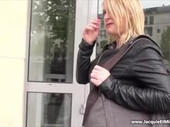 Jacquie et Michel TV : A Rouen avec Rachelle Thumb
