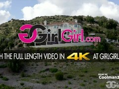 GirlGirl - I Saw It With My Own Eyes! - Abigail Mac & Christiana Cinn Thumb