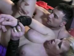 Sheri Taliani in Cum Shot with Italian Milf Viky Moore Thumb