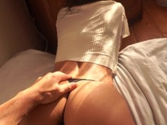 Hot Couple has Perfect Morning Sex in Bed | Amateur CarlaCarlo Thumb
