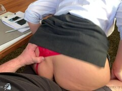 creampie cumshot compilation sexy business woman before work Thumb