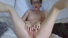 Candy with little body and pierced breast gets cum Thumb