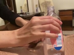 Cum Blast on Tugjob with Balls Massage Thumb