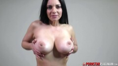 PORNSTARPLATINUM MILF Mindi Mink Fucked By Soldier Stepson Thumb